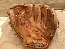 "MacGregor M22T Pete Rose Signed 11"" Baseball Glove Right Hand Throwing"