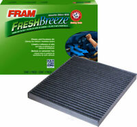 FRAM CF10709 Fresh Breeze Cabin Air Filter with Arm & Hammer