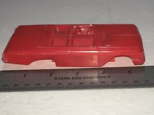Vintage Strombecker 1:32 Slot Car Ford Body
