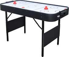 Gamesson Shark Folding Air Hockey Table 4FT White