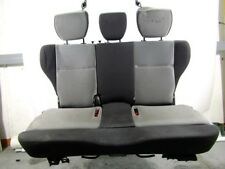 SEATS REAR RENAULT MODUS 1.5 63KW 5P D 5M (2007) REPLACEMENT USED BY CLEAN