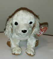Ty Beanie Baby - LAPTOP the Cocker Spaniel Dog (6 Inch) MINT with MINT TAGS