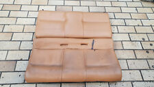 Rear Leather Seats Honda CRX JDM EDM EF8 EE8 ED9 SI HF DX 88-92 @RARE@