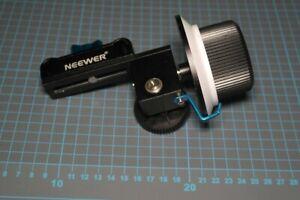 Neewer Follow Focus für DSLR Kameras Neu!