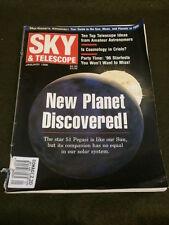 SKY & TELESCOPE - STAR 51 PEGASI  - JAN 1996