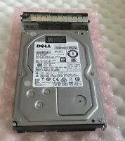 DELL RD2WG 908XX HITACHI HUS726060ALE614 6TB 7.2K SATA & 058CWC CADDY inVAT