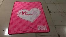 "sailor chibimoon pink coral fleece throw blanket blankets quilt warm 59X47"" new"