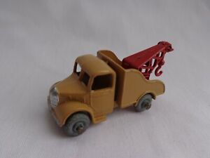 Vintage Matchbox Lesney Moko No13 Bedford Wreck / Tow Truck NRMINT COMPLETE!