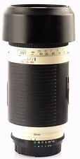 Vivitar Series 1 Auto Focus Zoom 4.5-6.7/100-400mm mount Nikon AF No.09749331