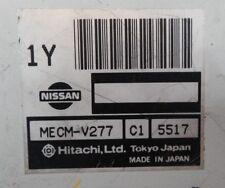 1995 NISSAN PATHFINDER ENGINE CONTROL MODULE - #MECM-V277 C1