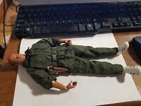 """Vintage  21st Century Toys The Ultimate Soldier 12"""" Action Figure Uniform - gun"""