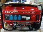 Notstromaggregat Benzin Generator E-Start 400 V  3x220 V Model Bj2021 + Batterie