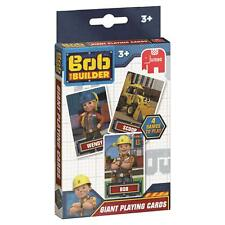Bob the Builder Giant Playing Cards
