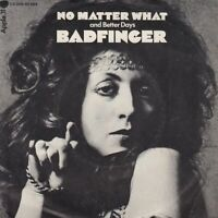 "Badfinger- No Matter What-Vinyl,7"",45 RPM,Single-Sammlung Rock D 1972"
