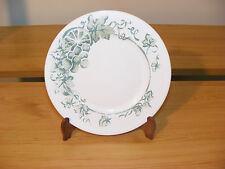 Assiette plate décorative en faïence marqué «  Geneviève Lethu 1992 paris