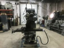 "24 MA Van Norman Horizontal Boring/Milling Machine Mill 12"" X 50"" Table"