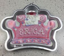Wilton Crown Cake Pan, Princess, Used Once, Cake Decorating
