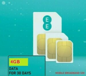 EE DATA SIM, Preloaded data plans for MIFI,DONGLE WIFI ROUTER UNLTD TEXT