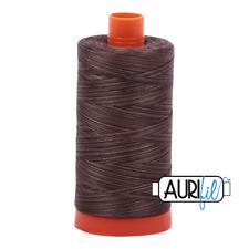 Aurifil 12wt - 100% Cotton Thread - 4671 - Moocha Mousse - 325m