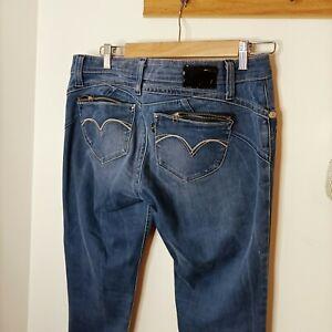 Levi's REVEL Demi curve skinny 31 womens jeans denim Levi A grade