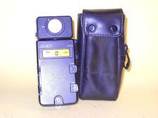 Minolta Flash Meter III - perfectly working exposure meter with Case