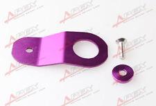 NEW BILLET ALUMINUM RACING RADIATOR STAY BRACKET KIT SI/EX/EK/LX/CX/HX PURPLE
