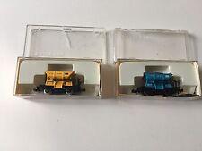 N Scale Bertren 463 & 464 ore Cars