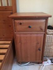 Pine IKEA Bedside Tables & Cabinets