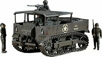 Hasegawa 1/72 US Army M5 tractor plastic model MT23