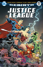 Justice League Rebirth N° 3 | Dc Comics
