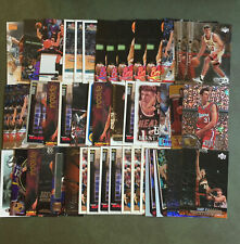 Brent Barry 45 Card Lot With See Scans NBA Basketball