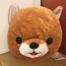 NEW BIG AMUSE Shiba Inu Dog Plush Mameshiba Brothers Stuffed Cushion Doll Pillow