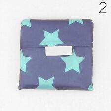 Hot Women Foldable Reusable Nylon Eco Storage Travel Shopping Tote Grocery Bag