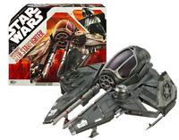 Star Wars 30th Darth Vader Sith Starfighter Firing Blaster Cannons77-07 NIB VHTF