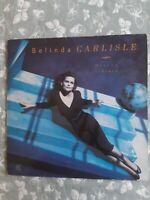 Belinda Carlisle - Heaven On Earth Vinyl LP 1987. EXCELLENT VINYL CONDITION