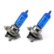 2 x h7 55w BLUE XENON ALOGENA temperatura 8500k ANABBAGLIANTI AUTO LAMPADA LAMPADE