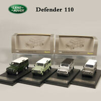 Master 1:64 Scale LAND ROVER Defender 110 Long Wheelbase SUV Diecast Car Model