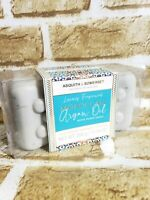 New Asquith & Somerset Luxury Fragranced Moroccan Argan Oil Exfoliating Soap