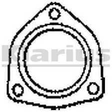 Klarius Exhaust Gasket 410558 - BRAND NEW - GENUINE - 5 YEAR WARRANTY