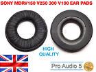 Ear Pads For SONY MDR-V150 MDR V250 V300 V150 V100 Headphones - Quality UK