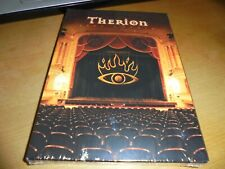 RAR 2 CD'S & DVD. THERION. LIVE GOTHIC. SEALED. PRECINTADO
