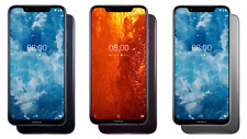 """Nokia X7 Dual Sim 6.18"""" 64GB 128GB 20MP Octa-core Face ID Android Phone By FedEx"""
