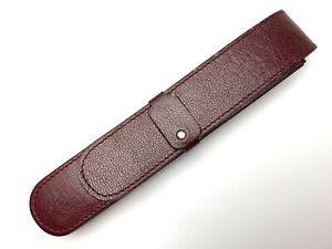 Vintage Montblanc Leather Pen Pouch