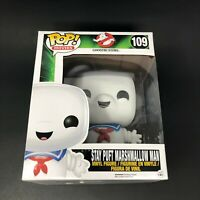 Funko Pop Movies Ghostbusters Stay Puft Marshmallow Man #109