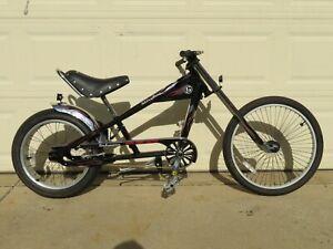 Schwinn Stingray Orange County Choppers Black & Chrome Bike model S2904 PRISTINE