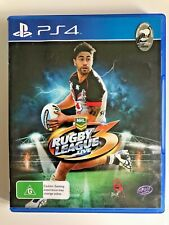 Rugby League Live 3 Juego Play Station 4