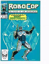 Robocop # 4  NM 9.4   Marvel