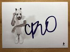 Cro AK Musik Autogrammkarte original signiert #2