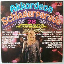 Horst Wende Akkordeon Schlager-Parade [LP]