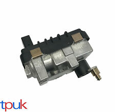 PEUGEOT BOXER CTROEN RELAY TURBOCHARGER ACTUATOR 2.2 TDCI G-77 798128 FWD TURBO